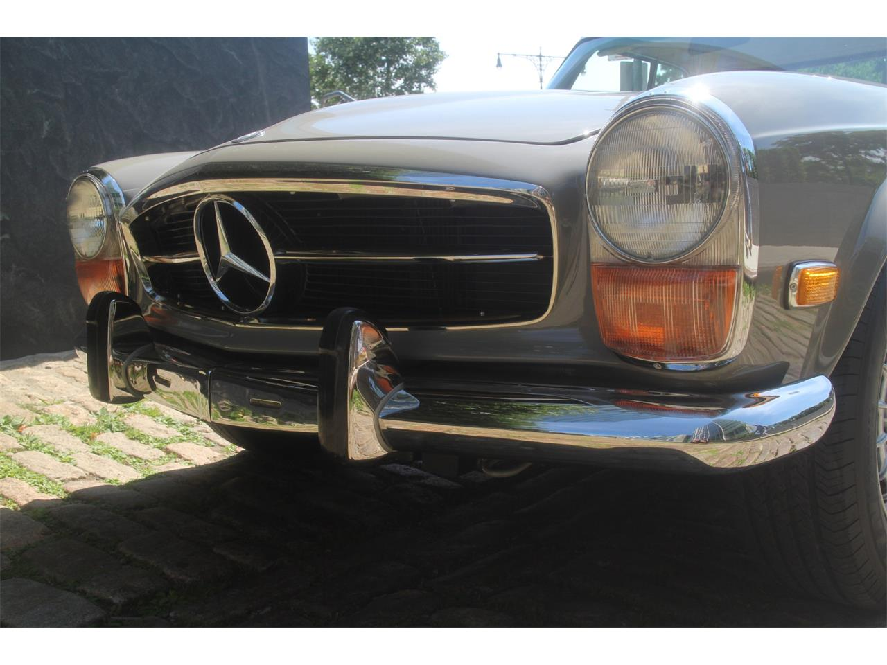 1971 Mercedes-Benz 280SL for sale in NEW YORK, NY – photo 20