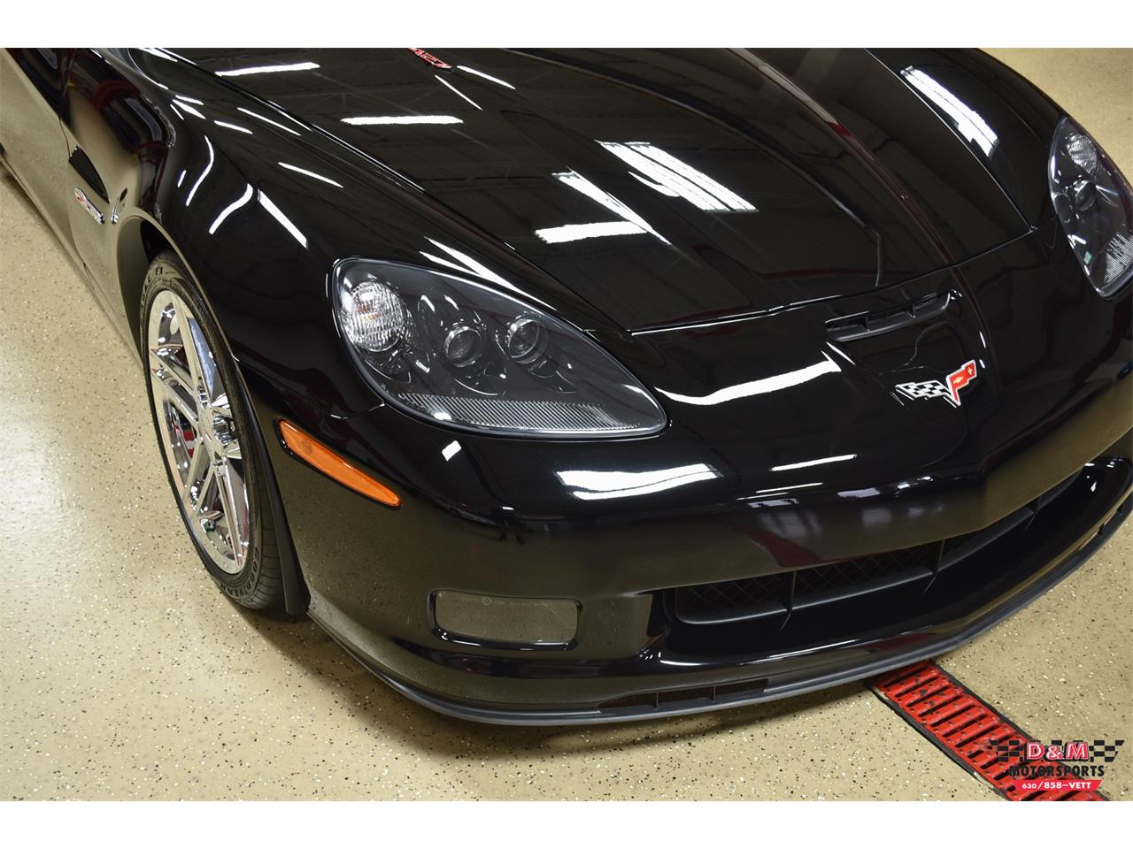 2008 Chevrolet Corvette for sale in Glen Ellyn, IL – photo 48