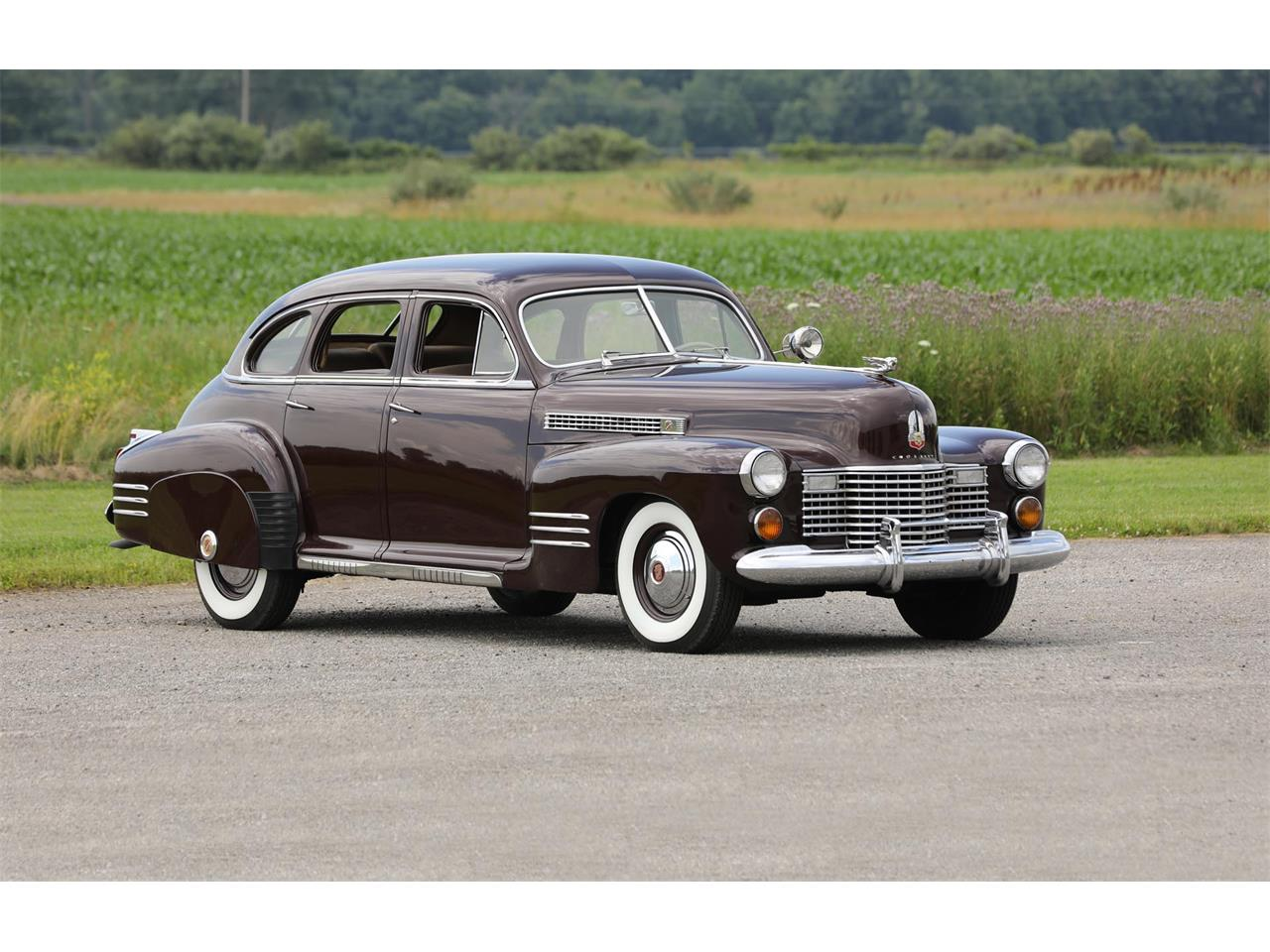 1941 Cadillac Series 63 for sale in Auburn, IN