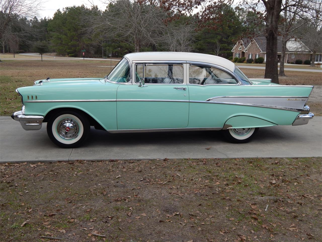 1957 Chevrolet Bel Air for sale in Online, Online Auction – photo 2
