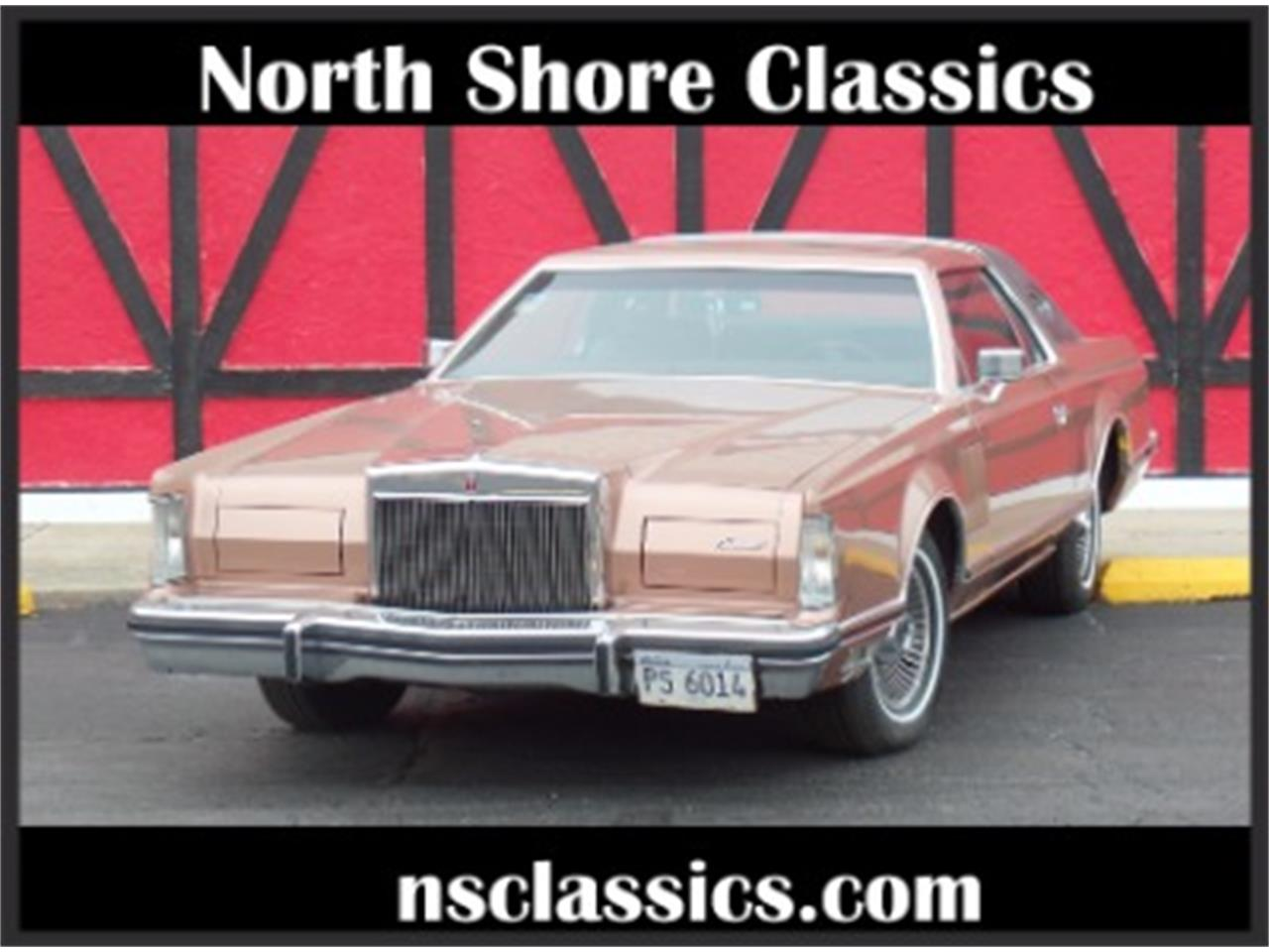 1979 Lincoln Continental for sale in Mundelein, IL