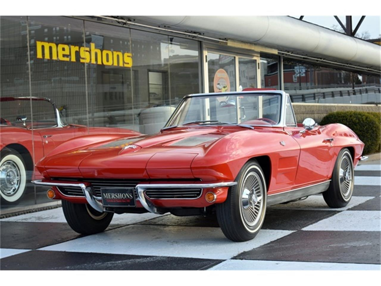 1963 Chevrolet Corvette for sale in Springfield, OH – photo 17