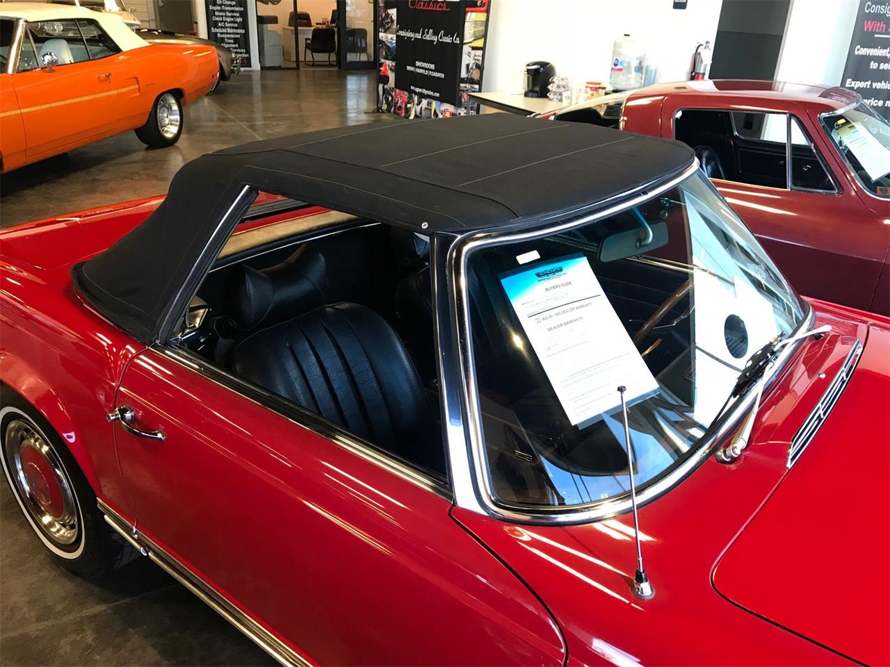 1970 Mercedes-Benz 280SL for sale in Fairfield, CA – photo 38