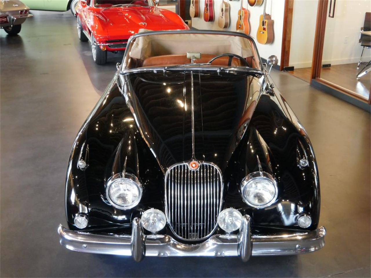 1961 Jaguar XK150 for sale in Miami, FL / classiccarsbay.com