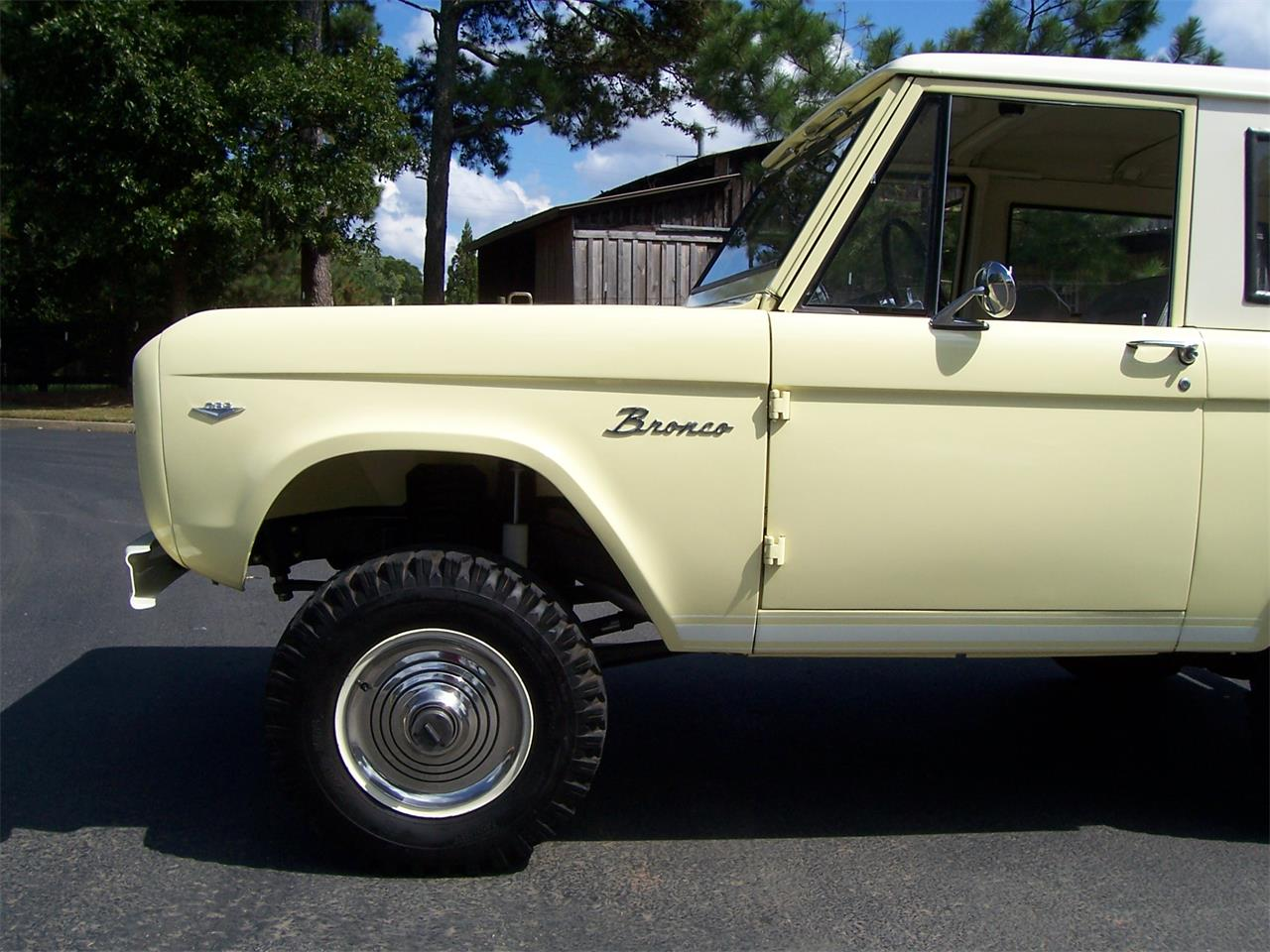 1966 Ford Bronco for sale in Alpharetta, GA – photo 17