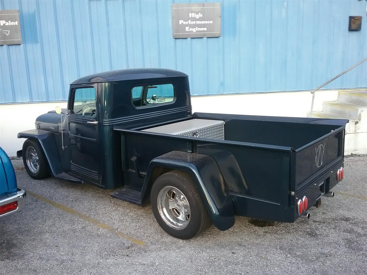 1952 Willys Pickup for sale in St. Petersburg, FL – photo 10