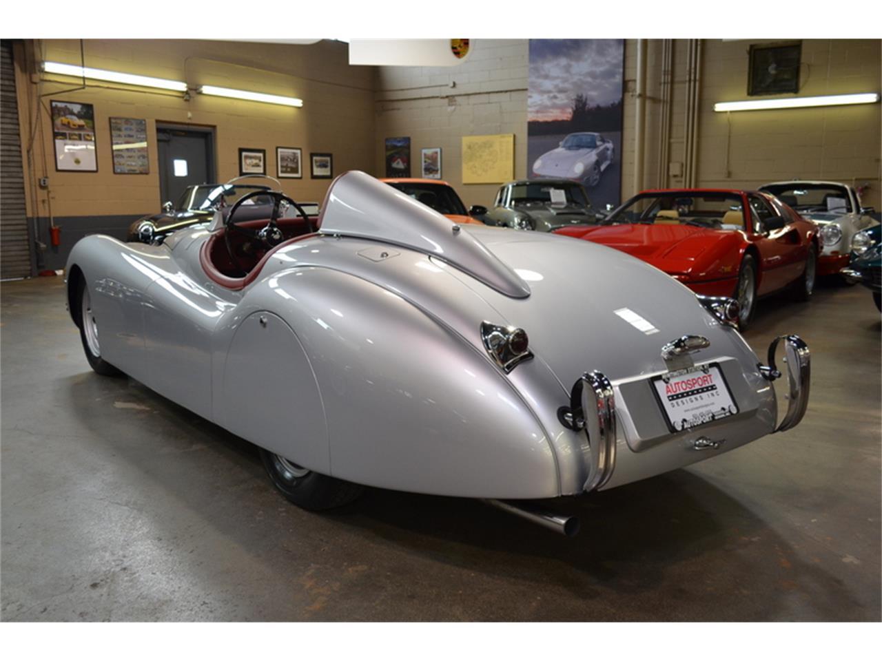 1950 Jaguar XK120 for sale in Huntington Station, NY ...