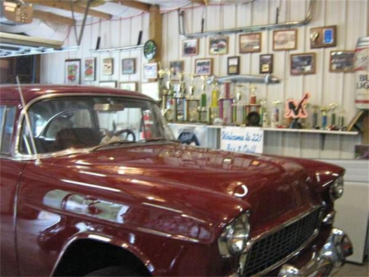 1955 Chevrolet Bel Air for sale in Cadillac, MI – photo 4
