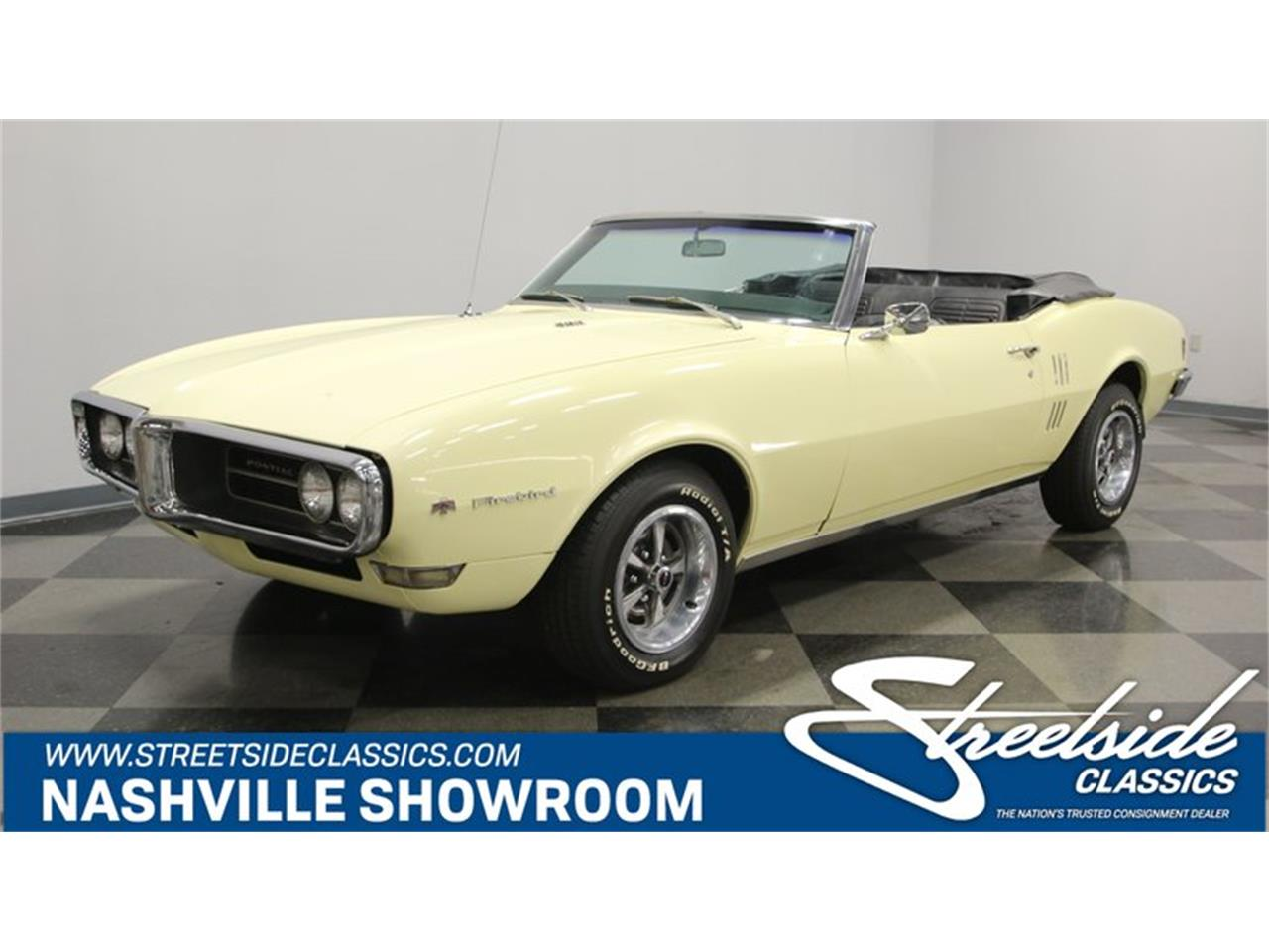 1968 Pontiac Firebird for sale in Lavergne, TN