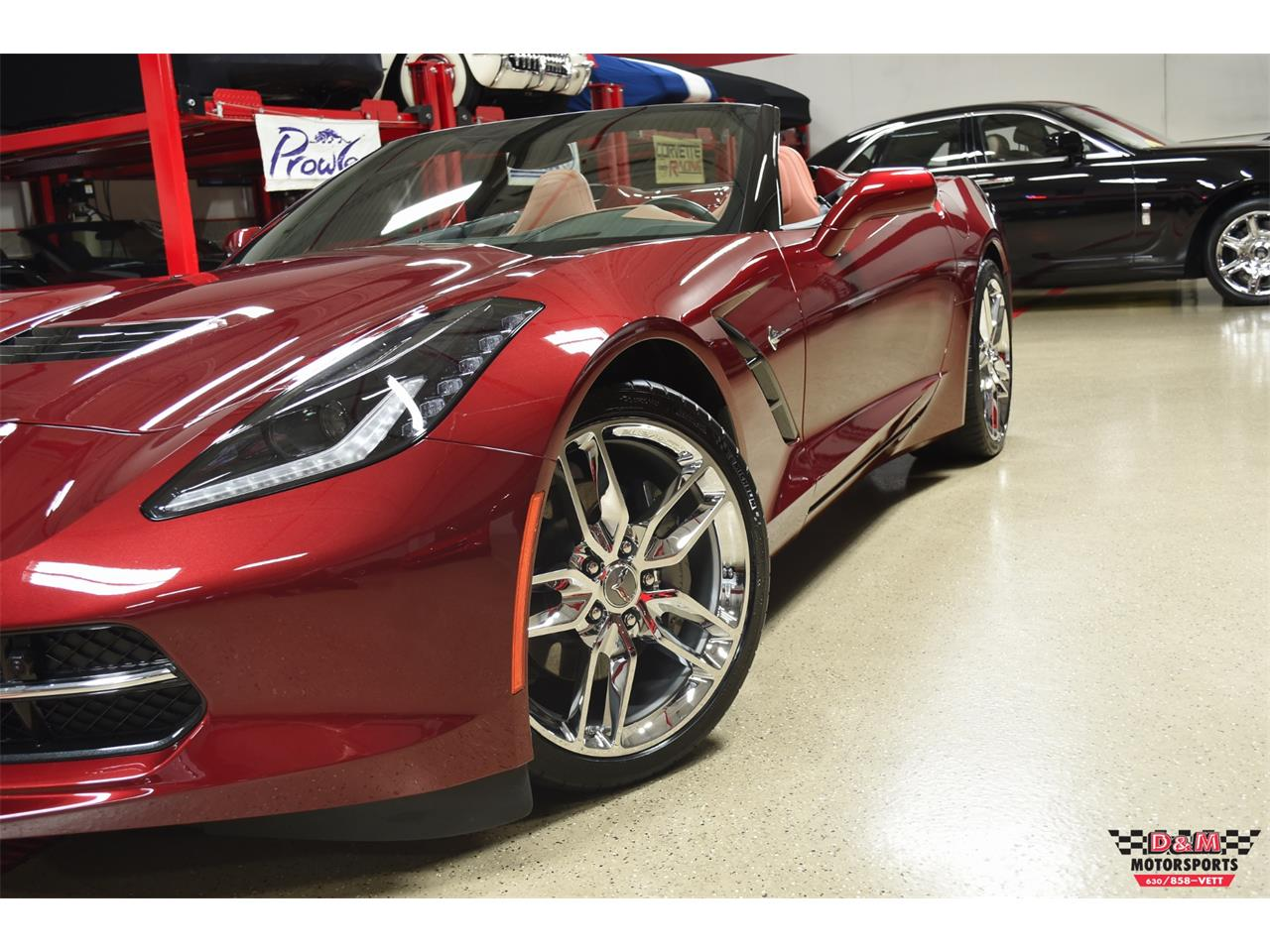 2018 Chevrolet Corvette for sale in Glen Ellyn, IL – photo 29
