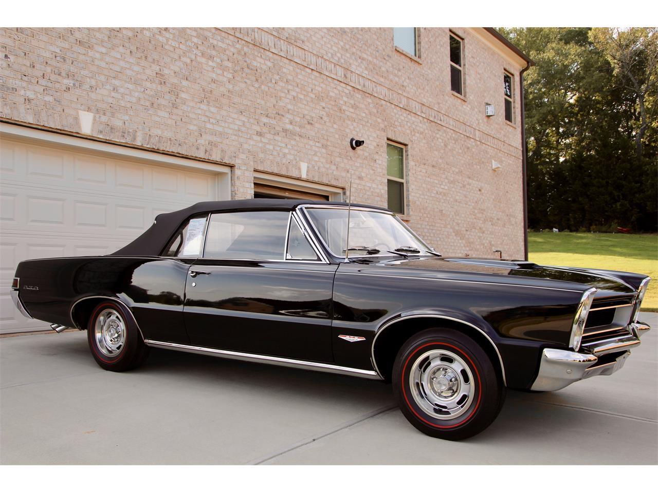 1965 Pontiac Gto For Sale In Greer Sc Classiccarsbay Com