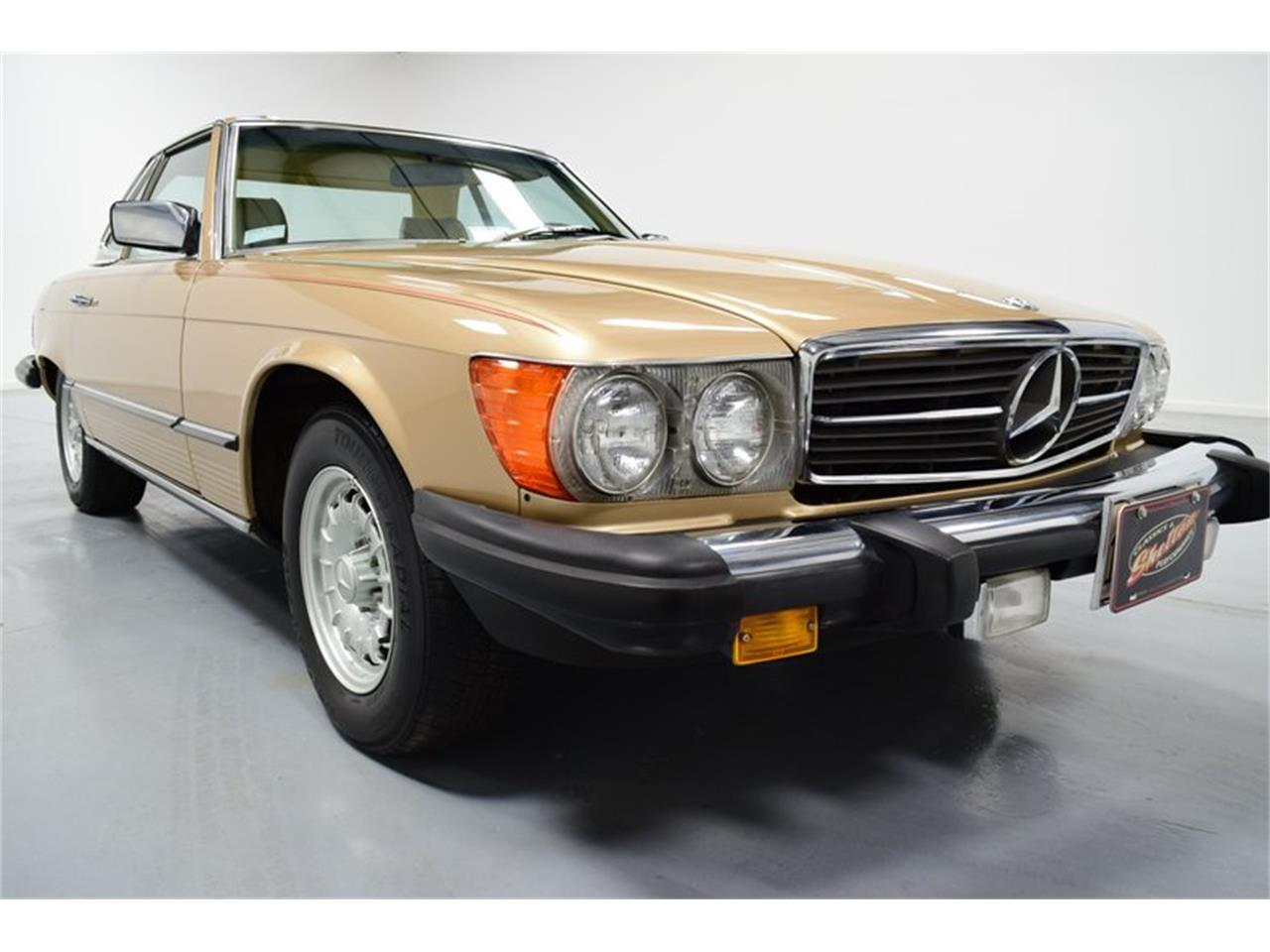 1983 Mercedes-Benz 380 for sale in Mooresville, NC – photo 49