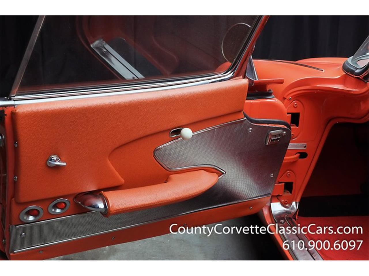 1958 Chevrolet Corvette for sale in West Chester, PA – photo 28