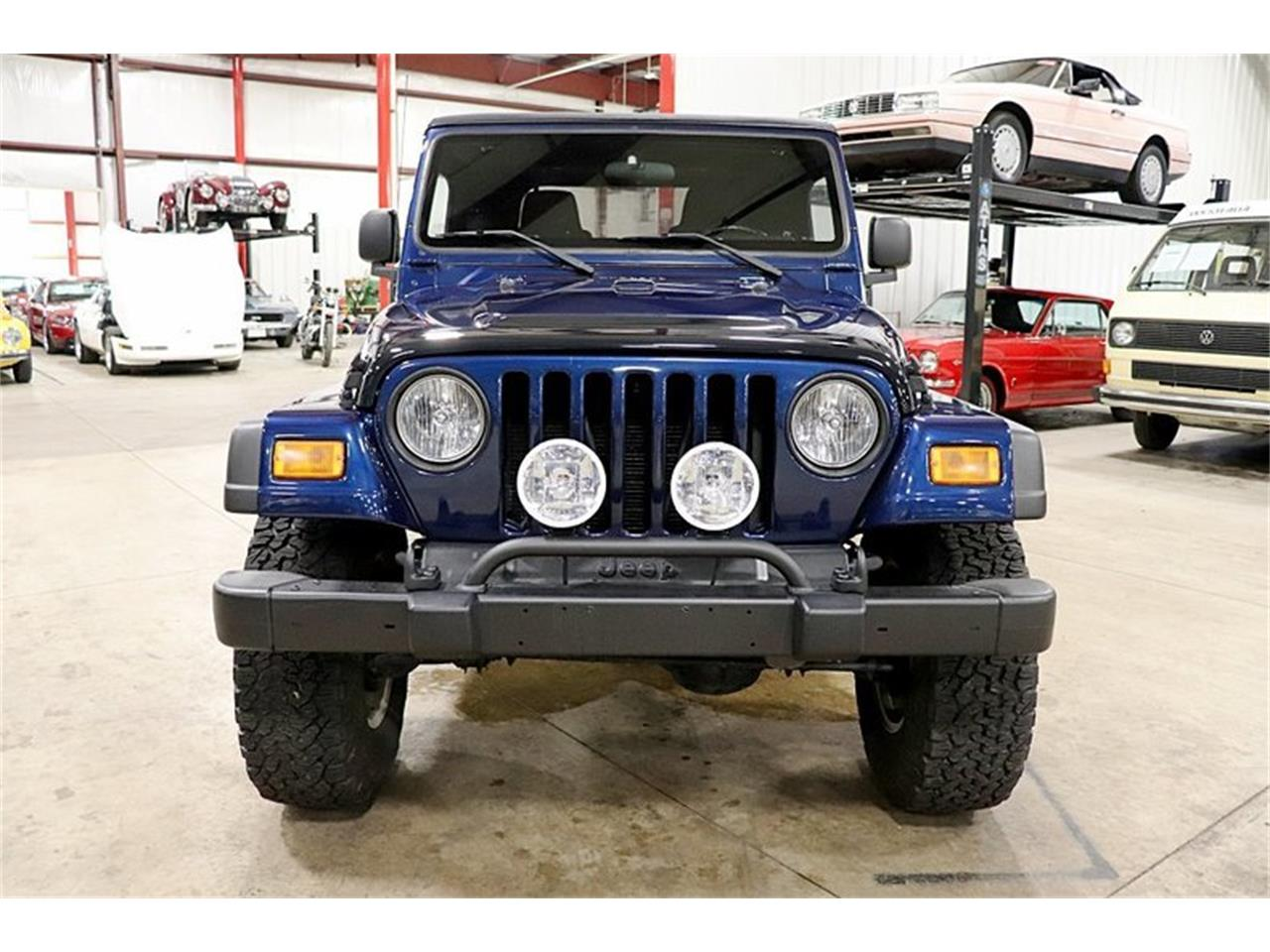2005 Jeep Wrangler for sale in Kentwood, MI – photo 74
