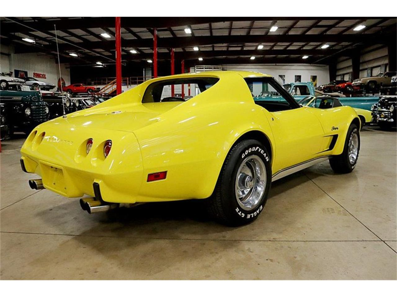 1976 Chevrolet Corvette for sale in Kentwood, MI – photo 72