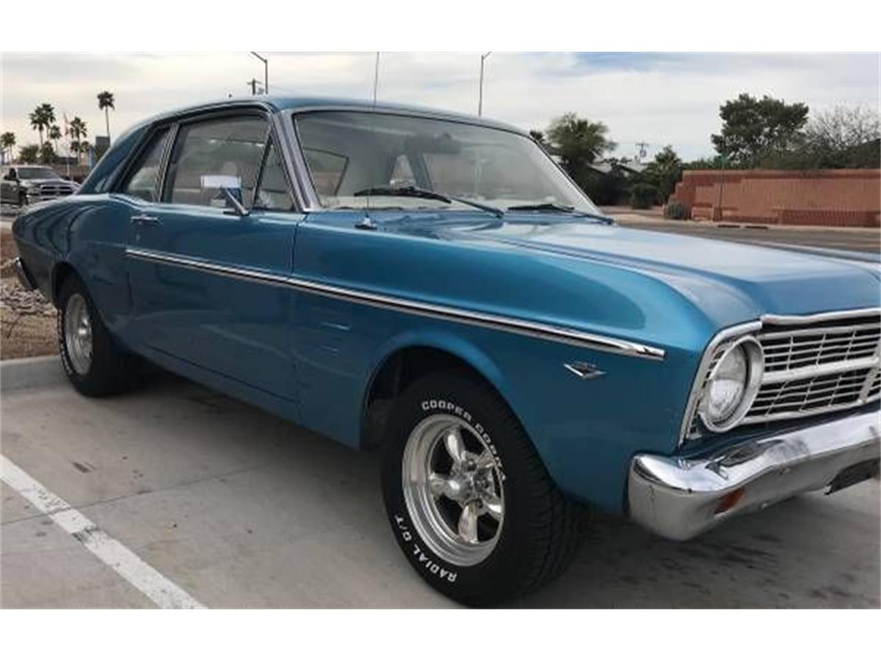 1967 Ford Falcon for sale in Cadillac, MI