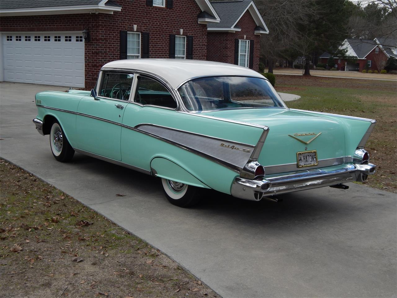 1957 Chevrolet Bel Air for sale in Online, Online Auction – photo 3