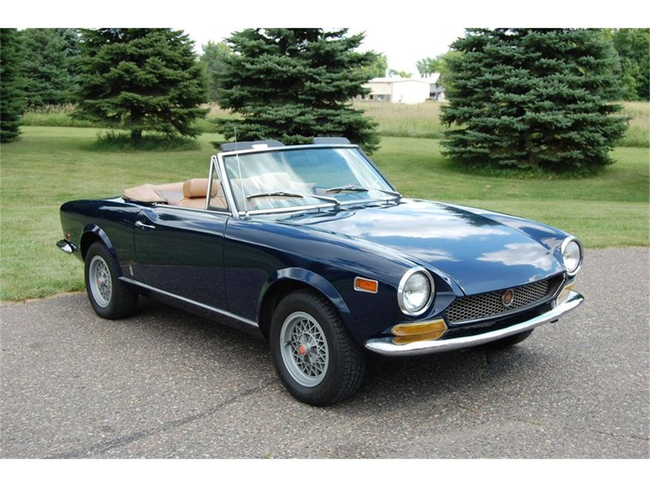 1972 Fiat 124 for sale in Rogers, MN – photo 7
