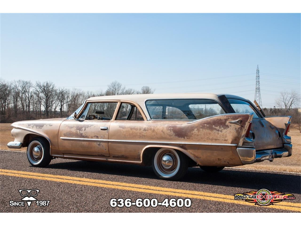 1960 Plymouth Station Wagon for sale in St. Louis, MO – photo 7