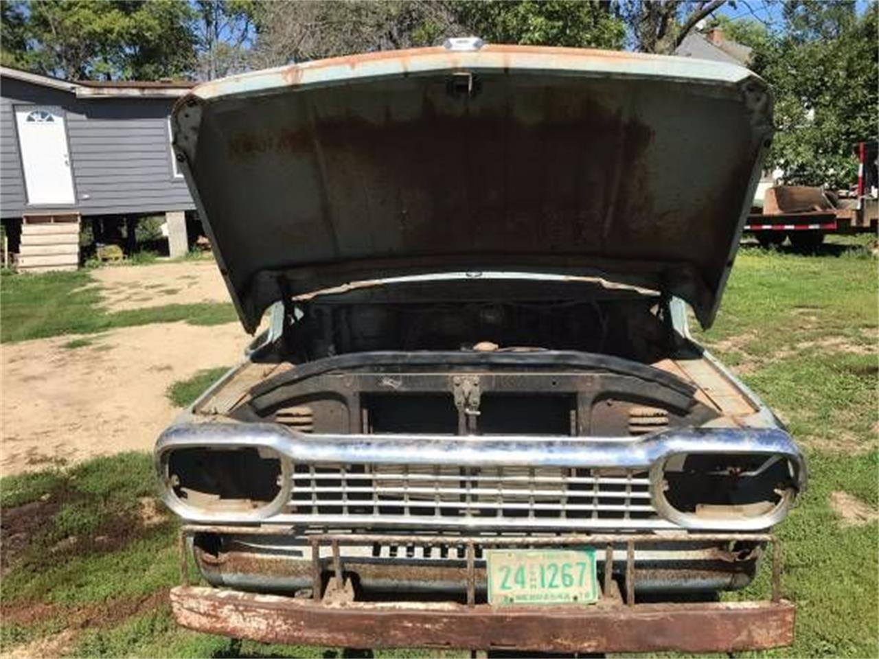1958 Ford F100 for sale in Cadillac, MI – photo 3