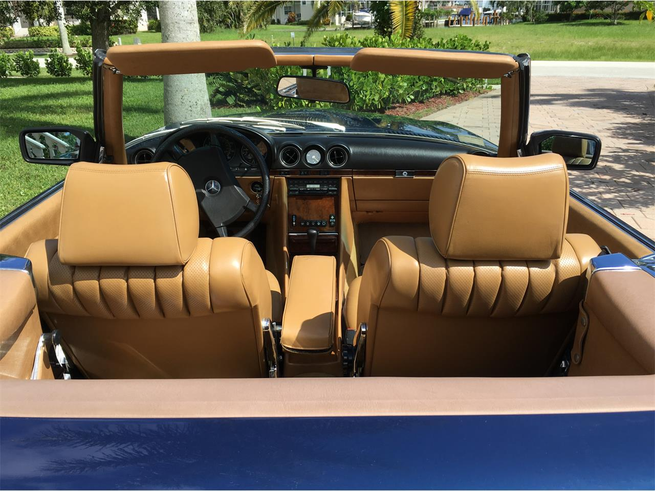 1985 Mercedes-Benz 380SL for sale in Marco Island, FL – photo 6
