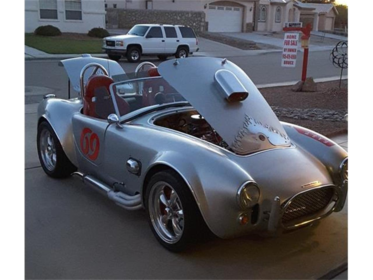 Factory Five Cobra For Sale >> 1965 Factory Five Cobra For Sale In Cantillo Tx