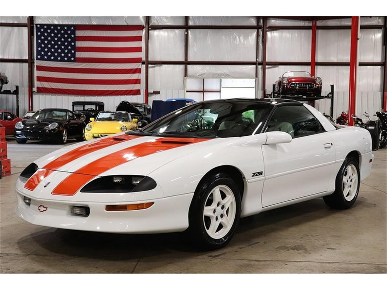 1997 Chevrolet Camaro Z28 for sale in Kentwood, MI