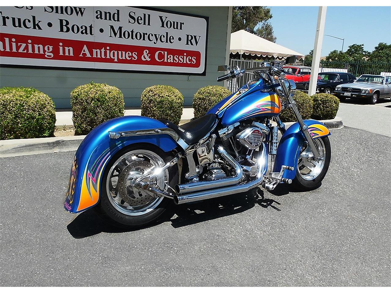2000 Lifecycle Custom Red Horse Softail for sale in Redlands, CA – photo 5