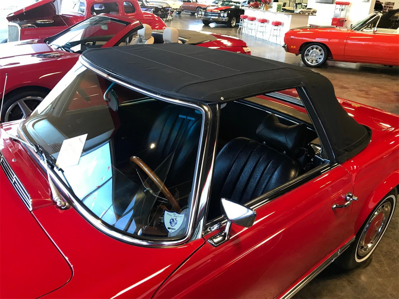 1970 Mercedes-Benz 280SL for sale in Fairfield, CA – photo 39