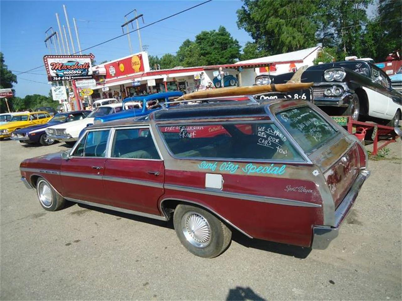 1965 sport wagon glass roof buick for sale in Jackson, MI