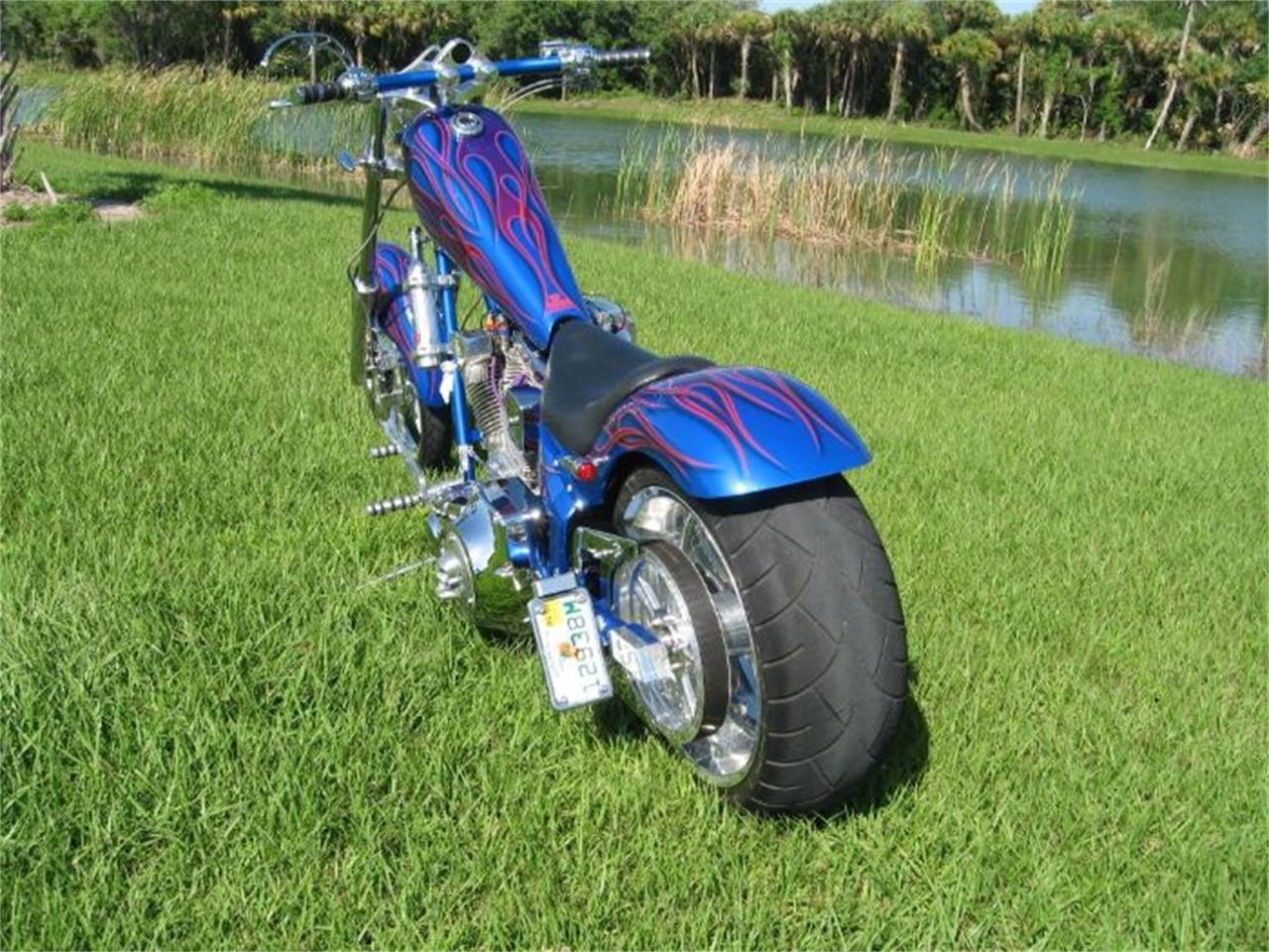 2002 American Ironhorse Texas Chopper for sale in Cadillac, MI – photo 8