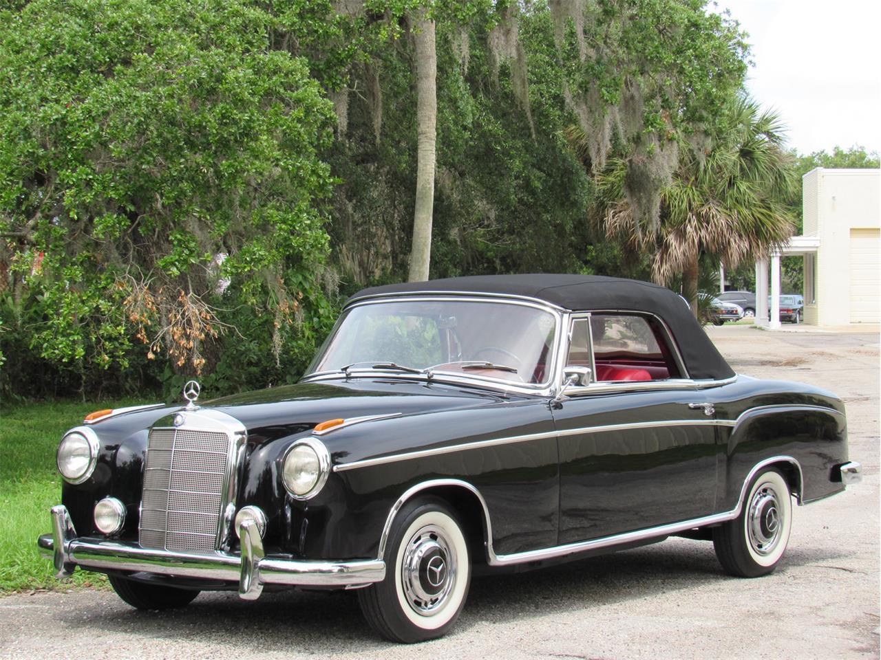 1960 Mercedes-Benz 220SE for sale in Sarasota, FL ...