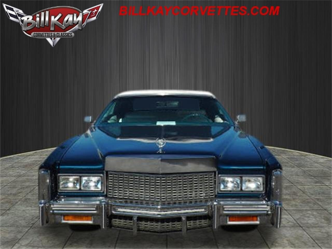 1976 Cadillac Eldorado for sale in Downers Grove, IL – photo 2