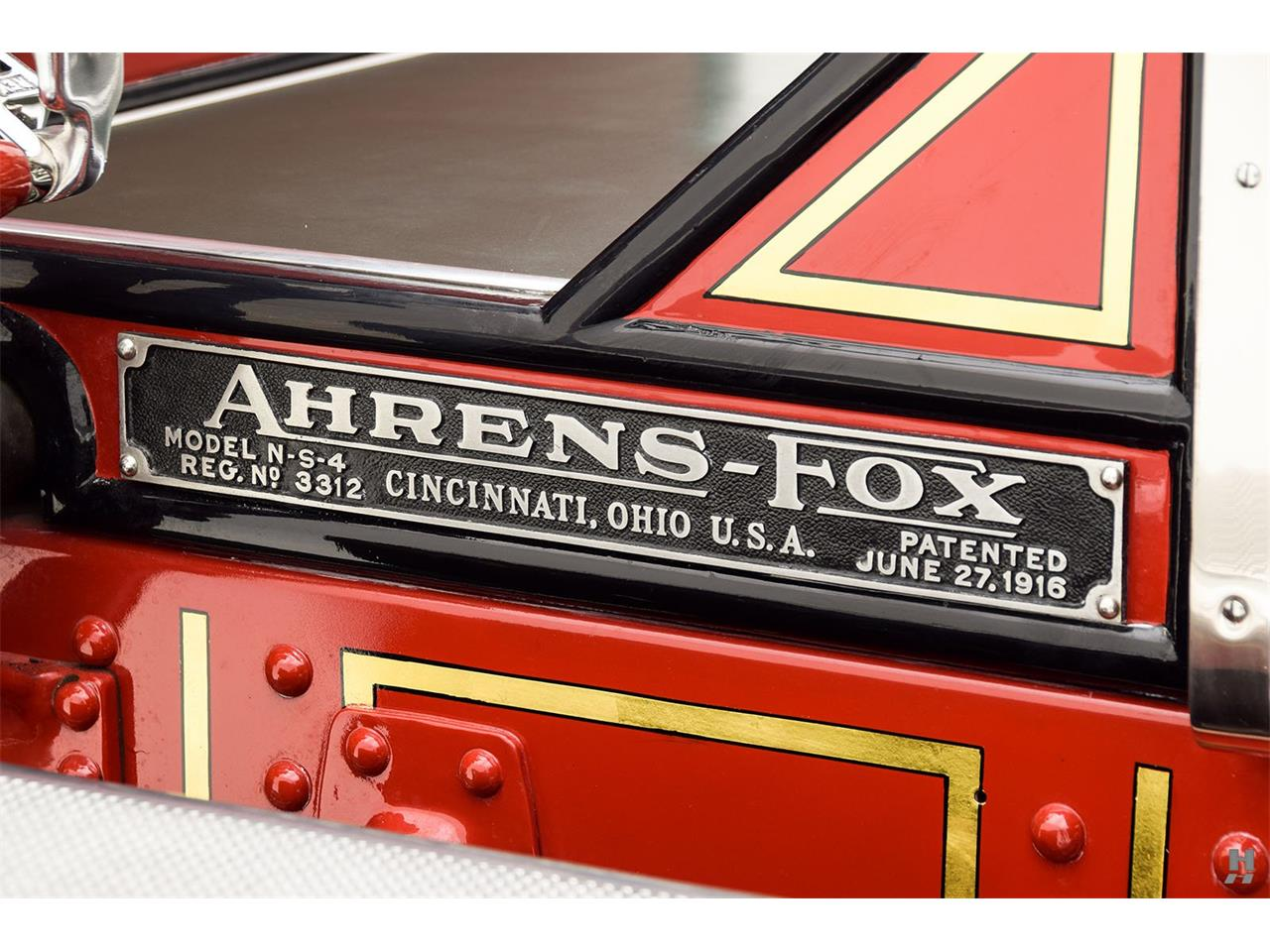 1927 Ahrens Fox NS4 for sale in Saint Louis, MO – photo 28