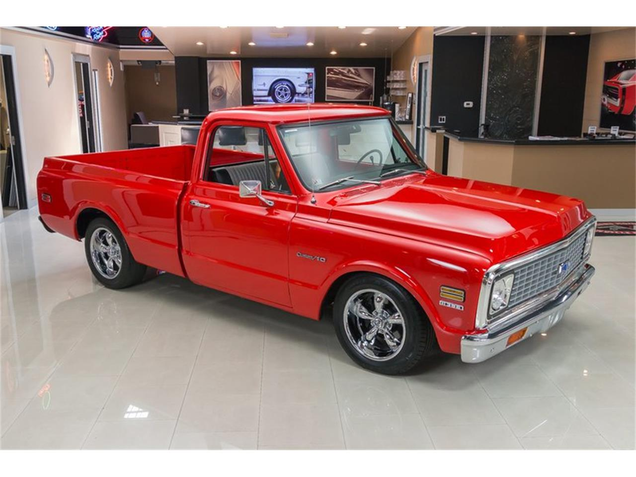 1972 Chevrolet C10 for sale in Plymouth, MI – photo 9