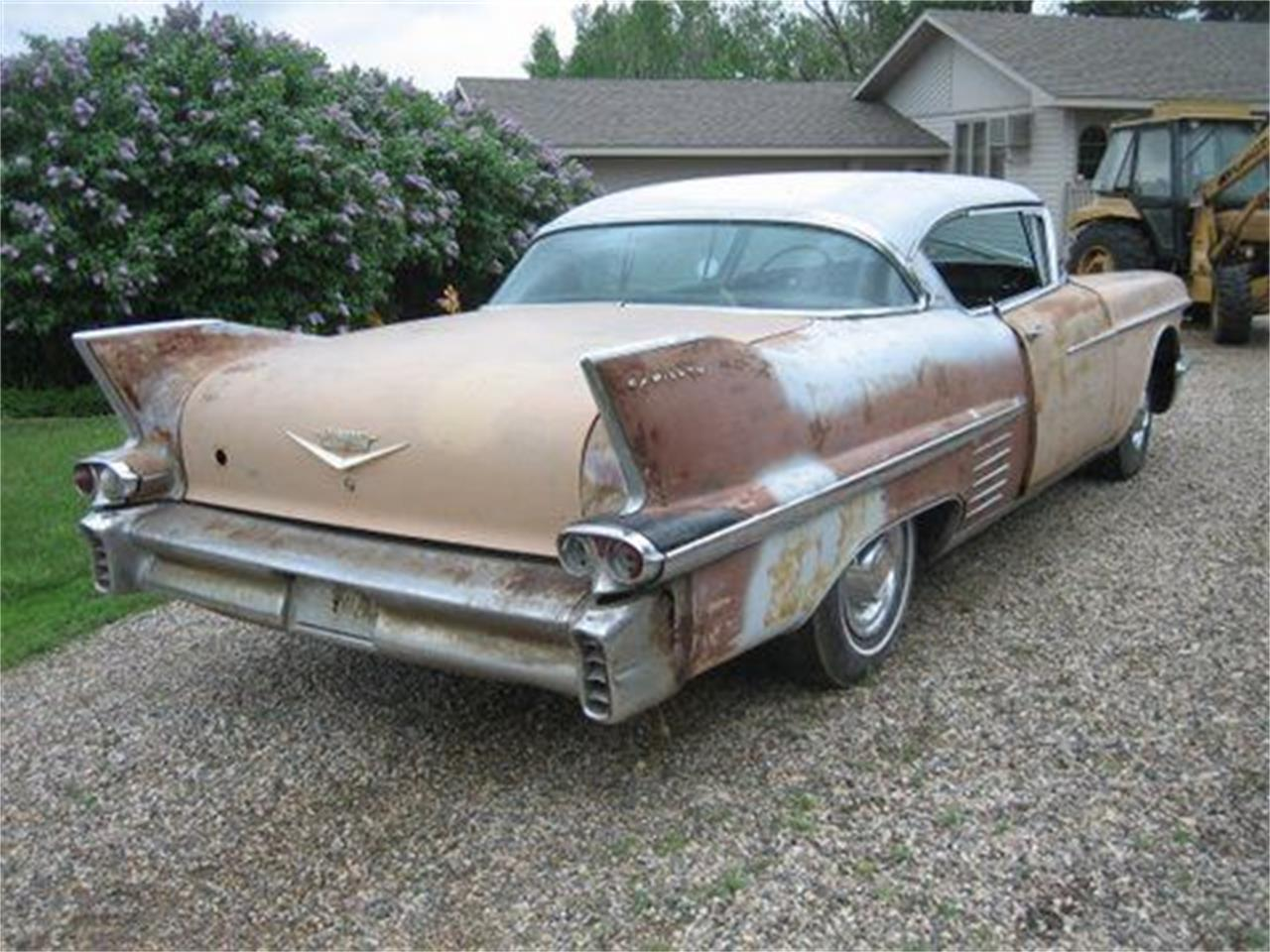1958 Cadillac Coupe DeVille for sale in Cadillac, MI – photo 2