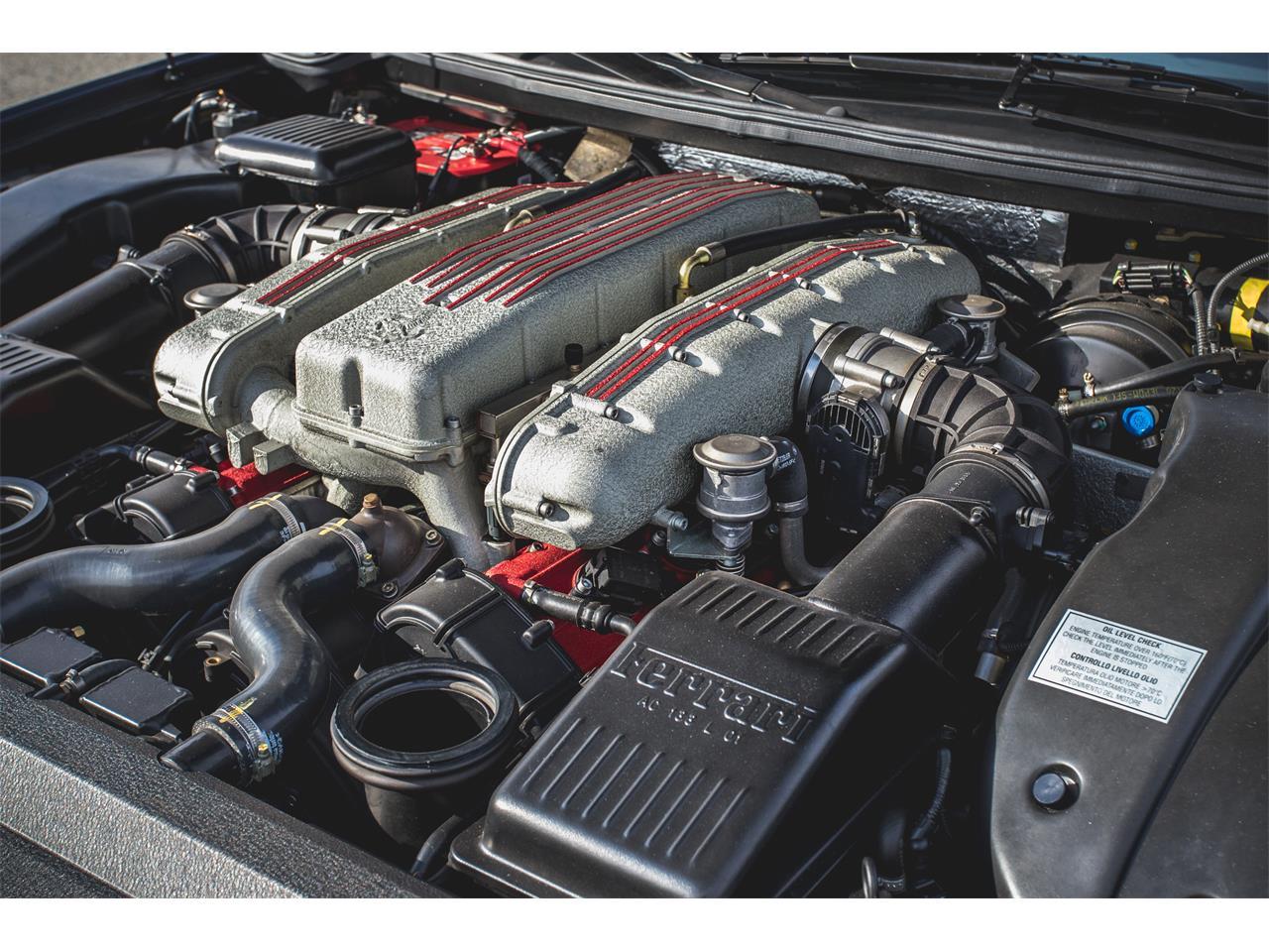2004 Ferrari 575 M for sale in Irvine, CA / classiccarsbay.com