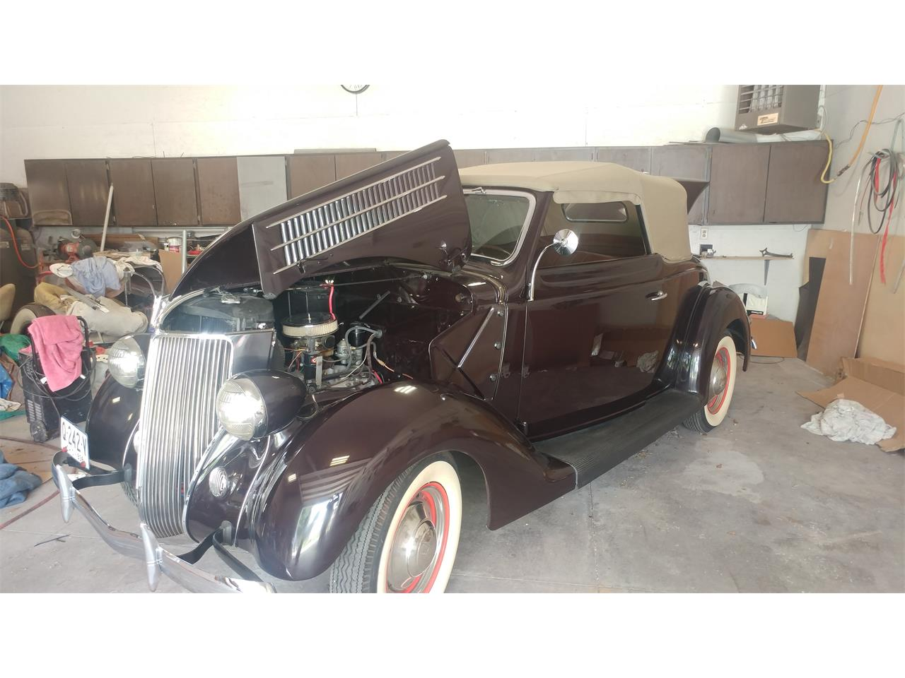 1936 Ford Cabriolet for sale in WAYNESBURG, OH