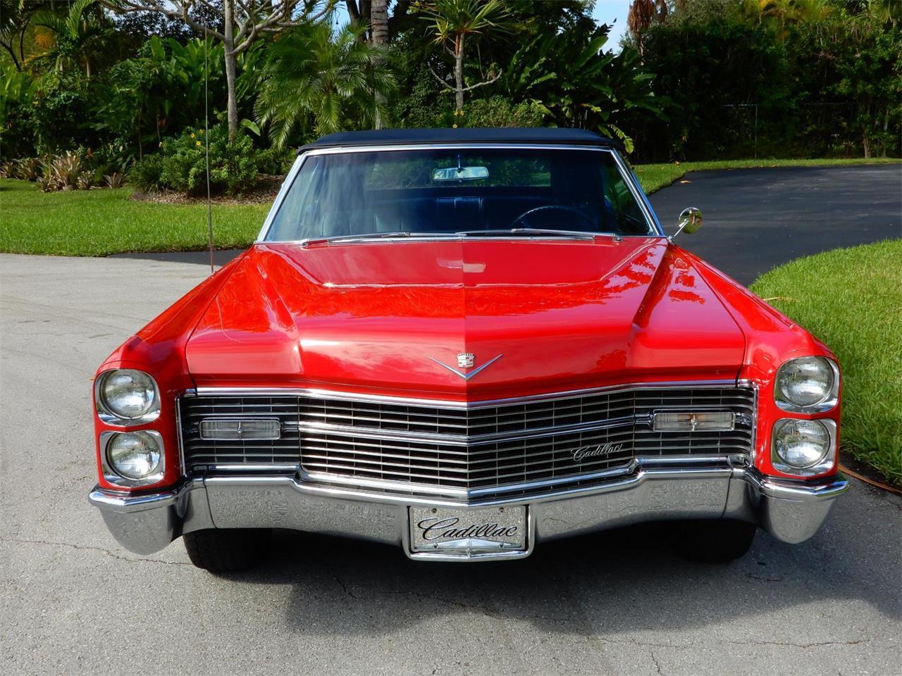 1966 Cadillac DeVille for sale in Miami, FL ...