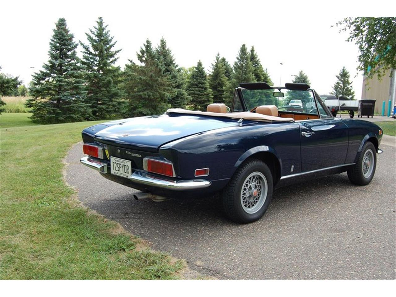 1972 Fiat 124 for sale in Rogers, MN – photo 8