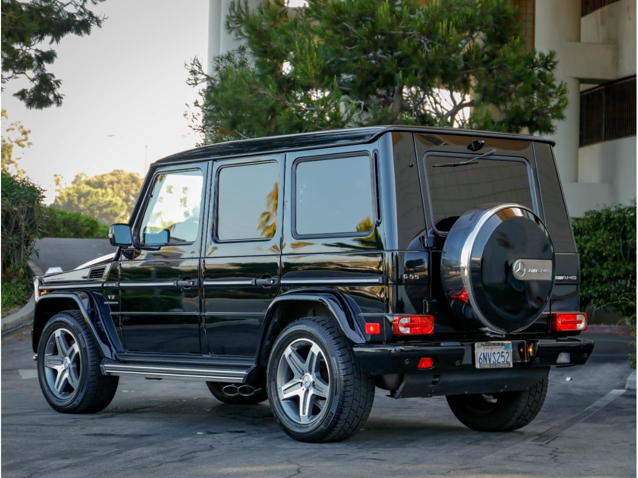 2011 Mercedes-Benz G550 for sale in Marina Del Rey, CA – photo 7