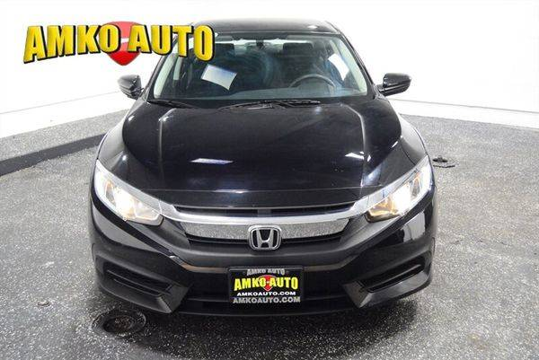 2016 Honda Civic LX LX 4dr Sedan CVT - $750 Down for sale in District Heights, MD – photo 3