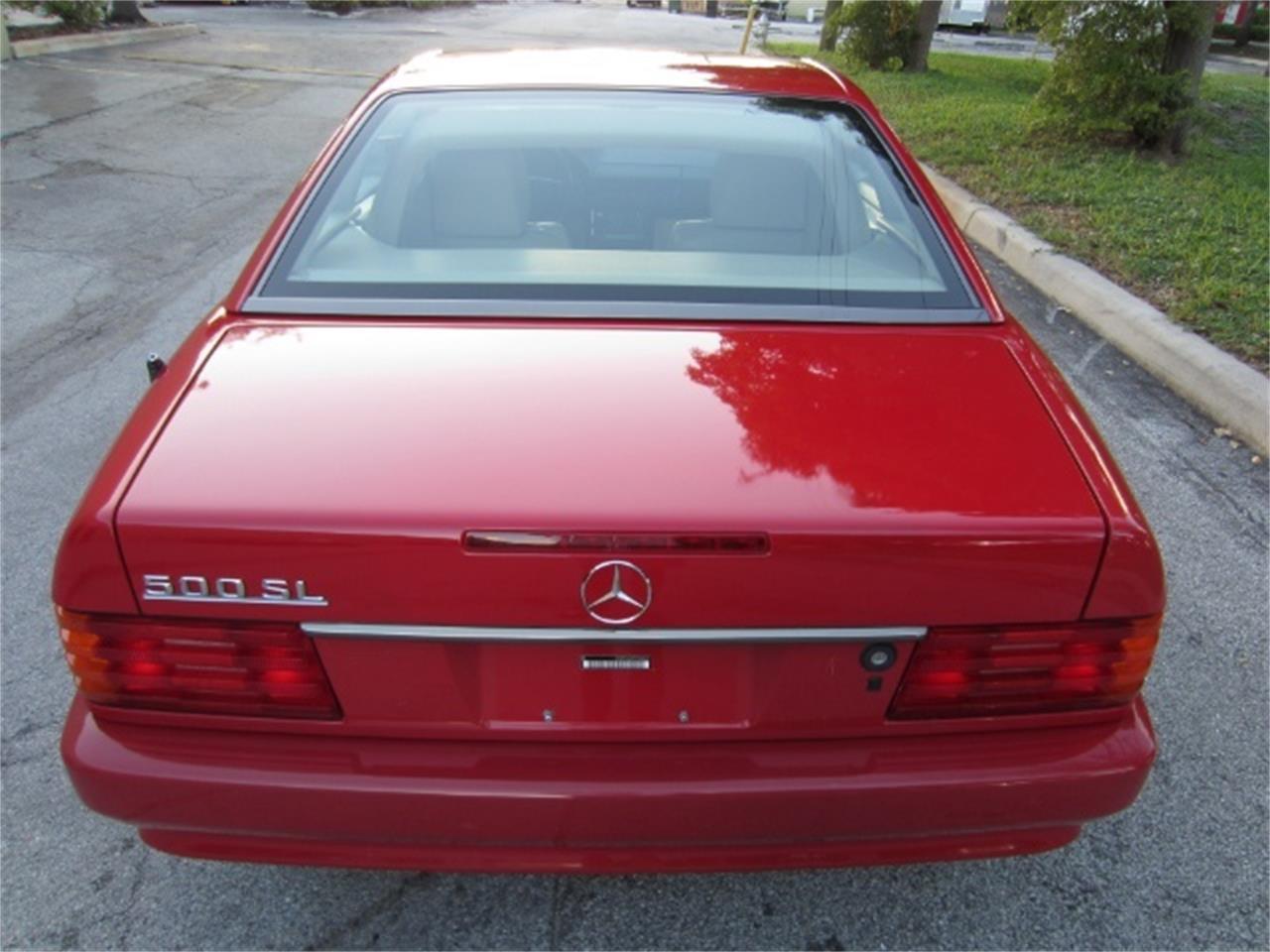 1992 Mercedes-Benz 500SL for sale in Delray Beach, FL ...