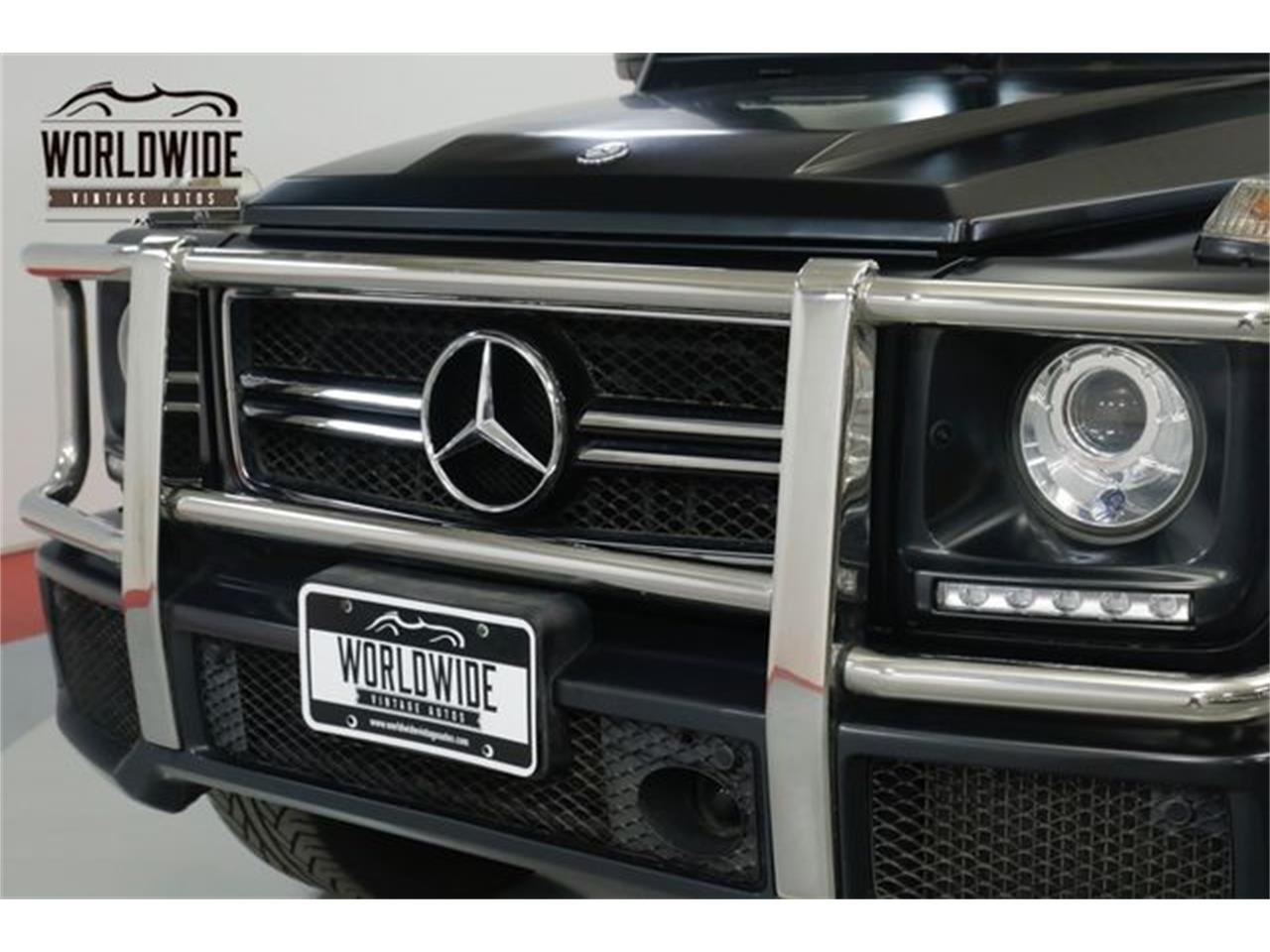 2014 Mercedes-Benz G63 for sale in Denver , CO – photo 24