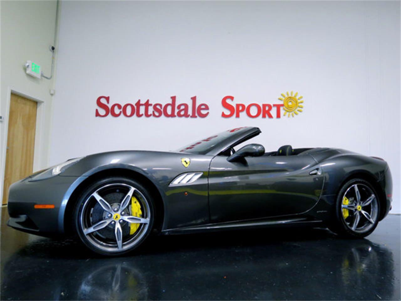 2013 Ferrari California for sale in Burlingame, CA – photo 4