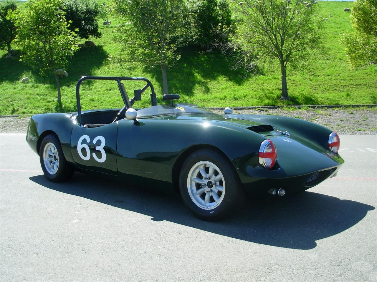 1963 Elva Courier Mark III for sale in Berkeley, CA