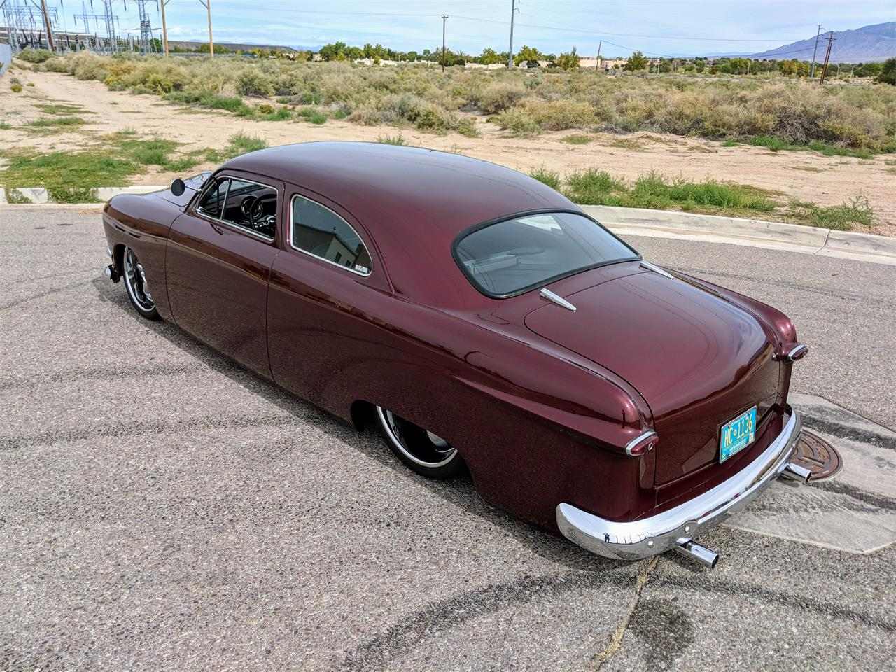 1950 Ford Custom for sale in Albuquerque, NM – photo 17