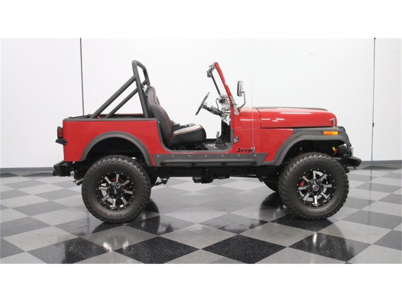 1982 Jeep CJ7 for sale in Lithia Springs, GA – photo 30
