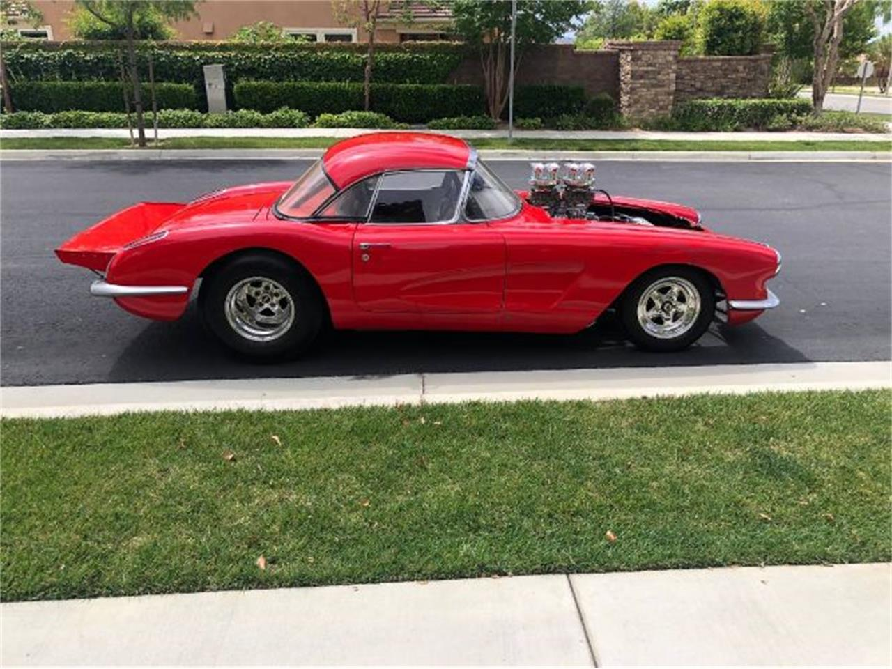 1958 Chevrolet Corvette for sale in Cadillac, MI – photo 4
