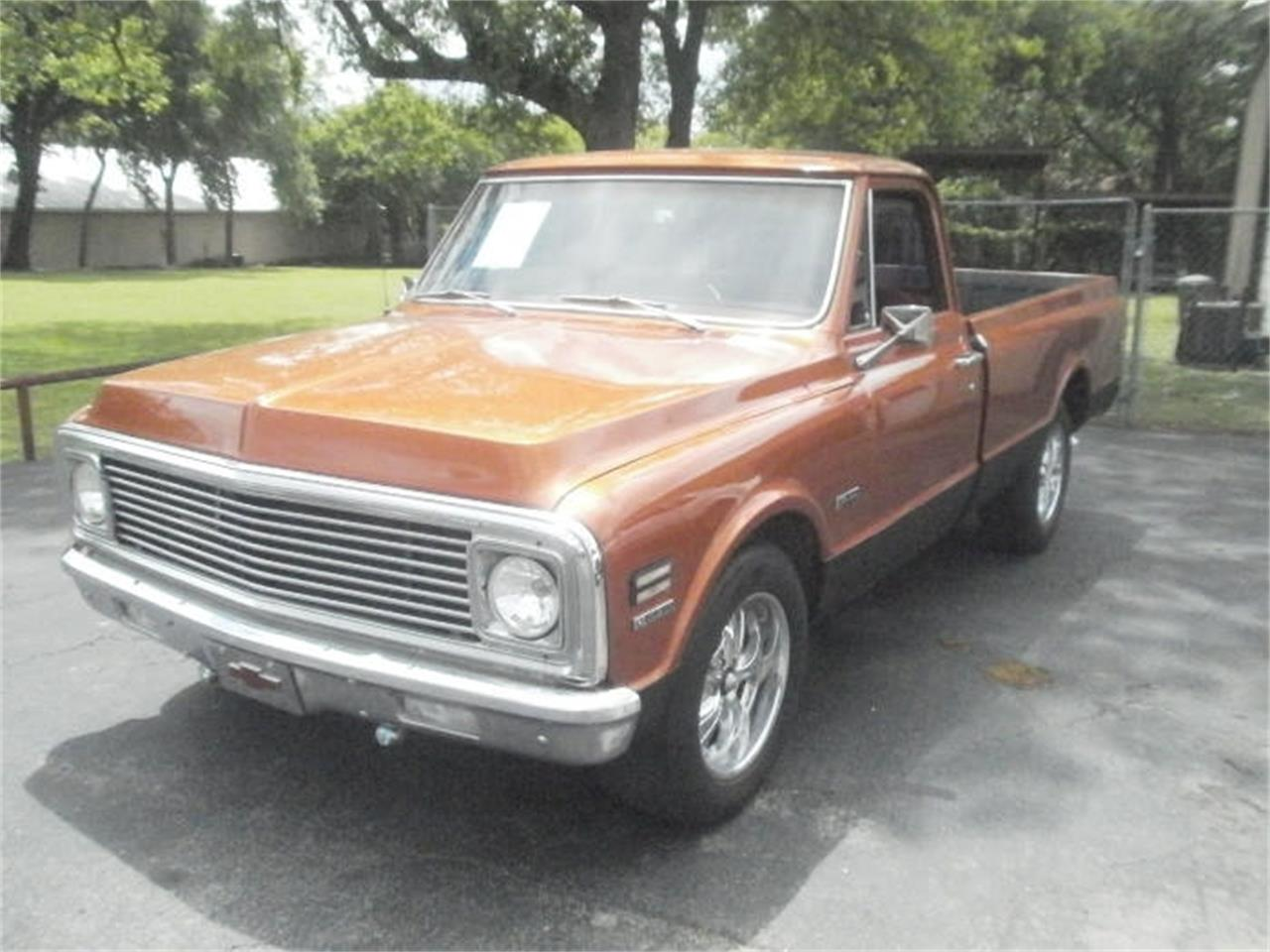 1971 Chevrolet Cheyenne for sale in Cleburne, TX – photo 4